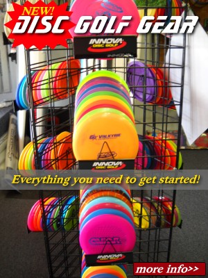 Disc Golf Gear